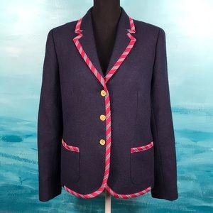 Brooks Brothers 100% wool career blazer
